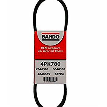 GATES Ремень ручейковый для Hyundai i10, 4PK780 4PK780