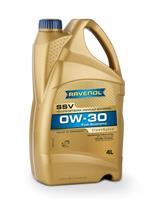 (акция 4+1) масло моторное ravenol ssv fuel economy sae 0w-30 ( 5л)