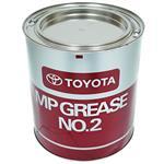 Смазка универсальная mp grease nlgi no.2 jp2.5kg