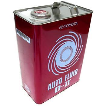 Жидкость трансмиссионная Toyota ATF Dexron ii Mineral JP, Dexron-II, минеральное, 4L 0888600305