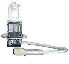 Лампа h3 12v- 55w (pk22s) (жёлтый свет) allseason