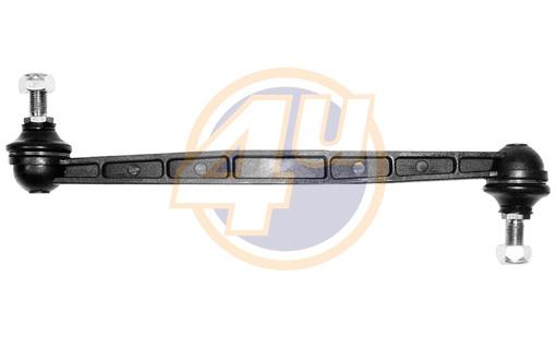 Тяга стаб передн opl astra g 98- (пластик)